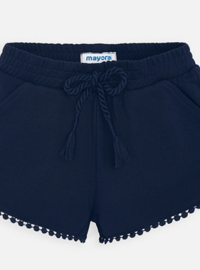 Mayoral 607 82 Navy shorts