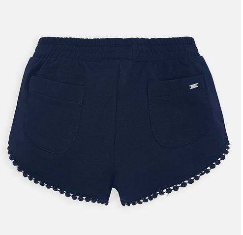 Mayoral 607 82 Navy shorts