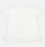Mayoral 1034 34 White S/s t-shirt