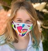 Face Mask PKP Kids Face Mask-Popscicle