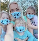 Face Mask Kids Face Mask-Popscicle