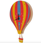 Modern Moose Hot Air Balloon Pendulum Clock PCPEN068