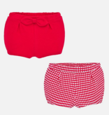 Mayoral 1261 64 Red 2 shorts set