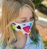Face Mask Kids Face Mask-Ladybug