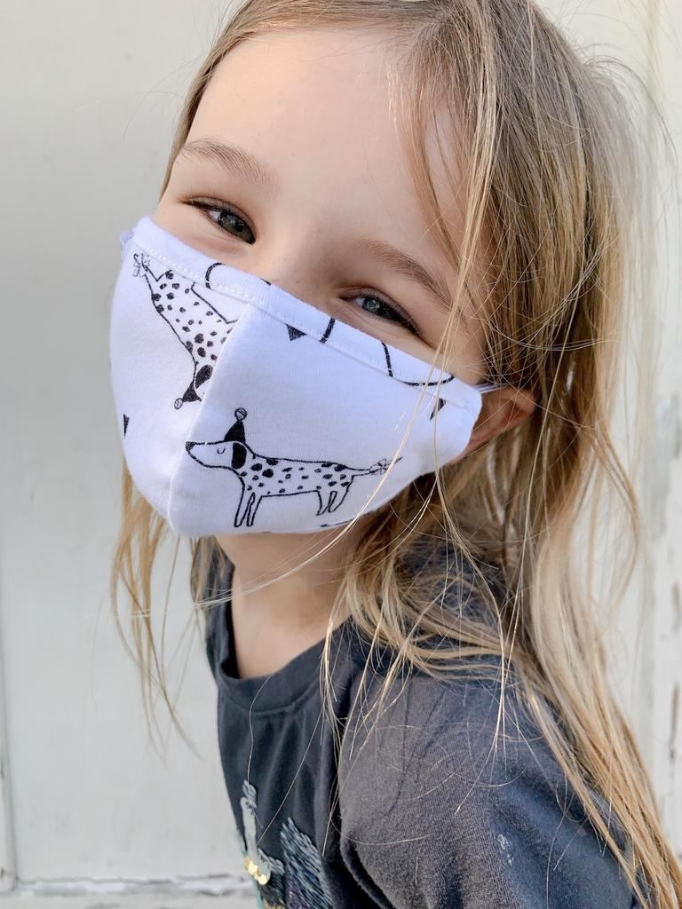 Face Mask PKP Kids Face Mask-Dragonfly Dreams
