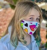 Face Mask Kids Face Mask- Black