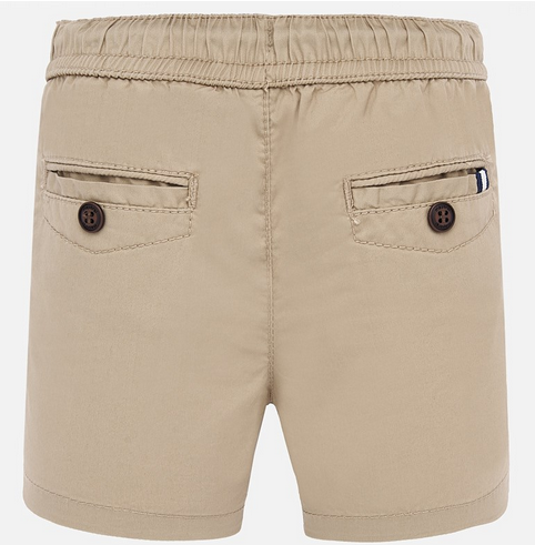 Mayoral 1281 88 Ocher Chino shorts