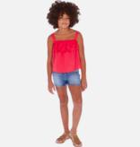 Mayoral 235 71 Basic denim shorts
