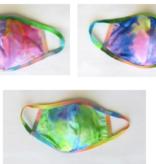 Face Mask CRZ-Face Mask Tie Dye Multi