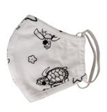 Face Mask Kids Face Mask-Aloha Turtle