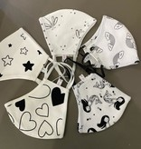 Face Mask Kids Face Mask-Puppy Party