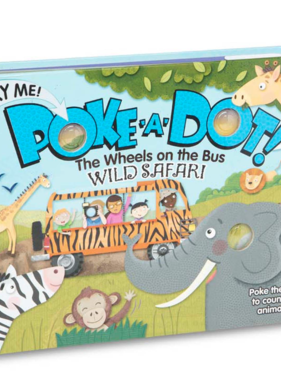 Melissa & Doug POKE A DOT Wheels on the Bus 31348