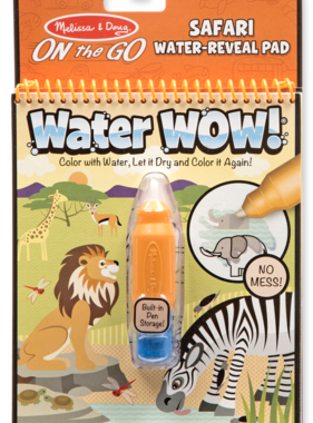 Melissa & Doug Water Wow! Safari 9441