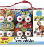Melissa & Doug Pull Back Vehicles 9168