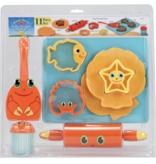 Melissa & Doug 6434 Seaside Sidekicks Sand Cookie Set