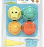 Melissa & Doug Seaside Sidekicks Sand Cupcake Set 6431