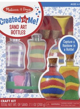Melissa & Doug Sand Art Bottles 4232