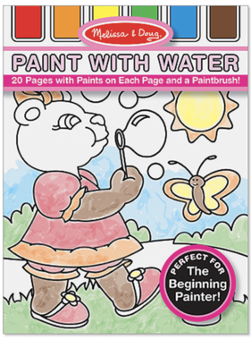 Melissa & Doug 3762 Pink Paint with Water
