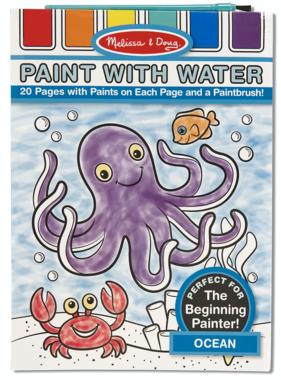 Melissa & Doug Ocean Paint with Water 3176
