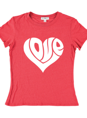 Sub_Urban Riot LOVE HEART TEE