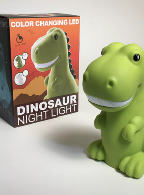 Iscream 865-013 Dinosaur Night Light