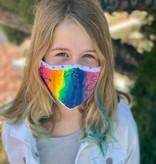 Face Mask PKP Kids Face Mask Bear Ice Cream Cone