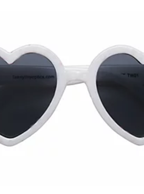 Teeny Tiny Optics Hannah Toddler Heart Sunglasses MORE COLORS
