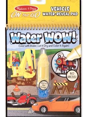 Melissa & Doug Vehicles Water Wow! 5375