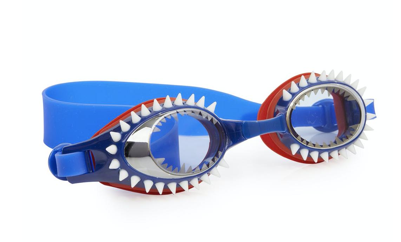 Bling2O FISHN8B Fish N Chips Swim Goggles