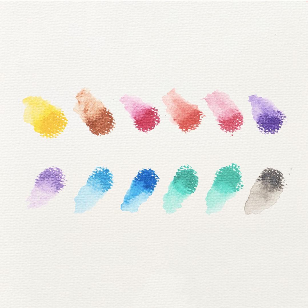 Ooly 133-57 Sparkle Metallic Gel Crayons