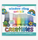 Ooly 161-033 Creatibles DIY Window Cling Art Paint