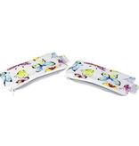 Itzy Ritzy SWB8067A Reusable Snack Bag & Everything Bag: Beautiful Butterflies