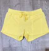 T2Love Mesh Contrast Short Yellow