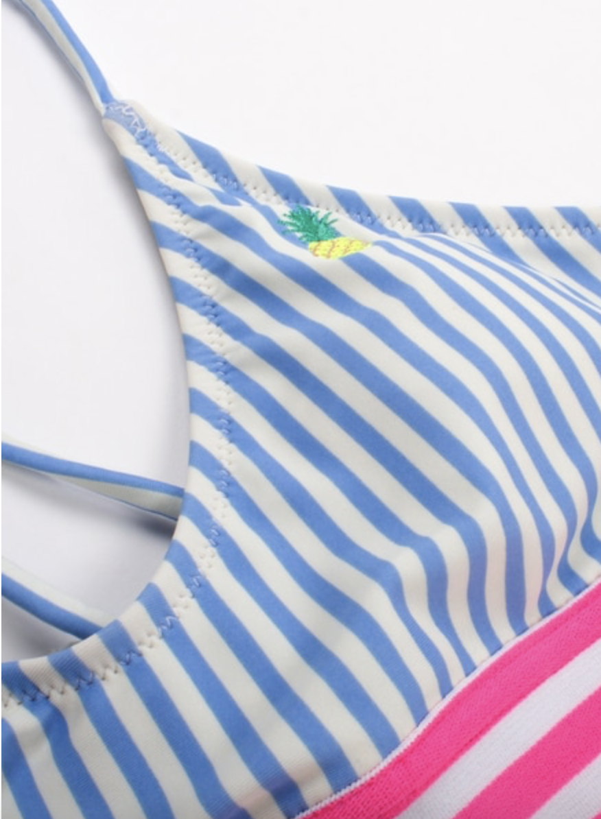 Shade Critters ST06C-91 Bikini Pinstripe Pineapple
