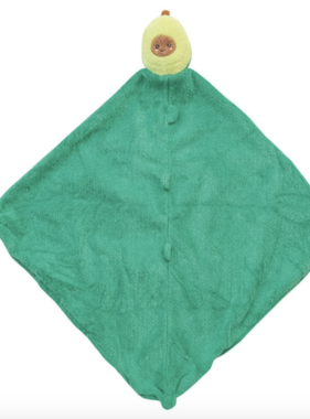 Angel Dear 1160 Avocado Blankie