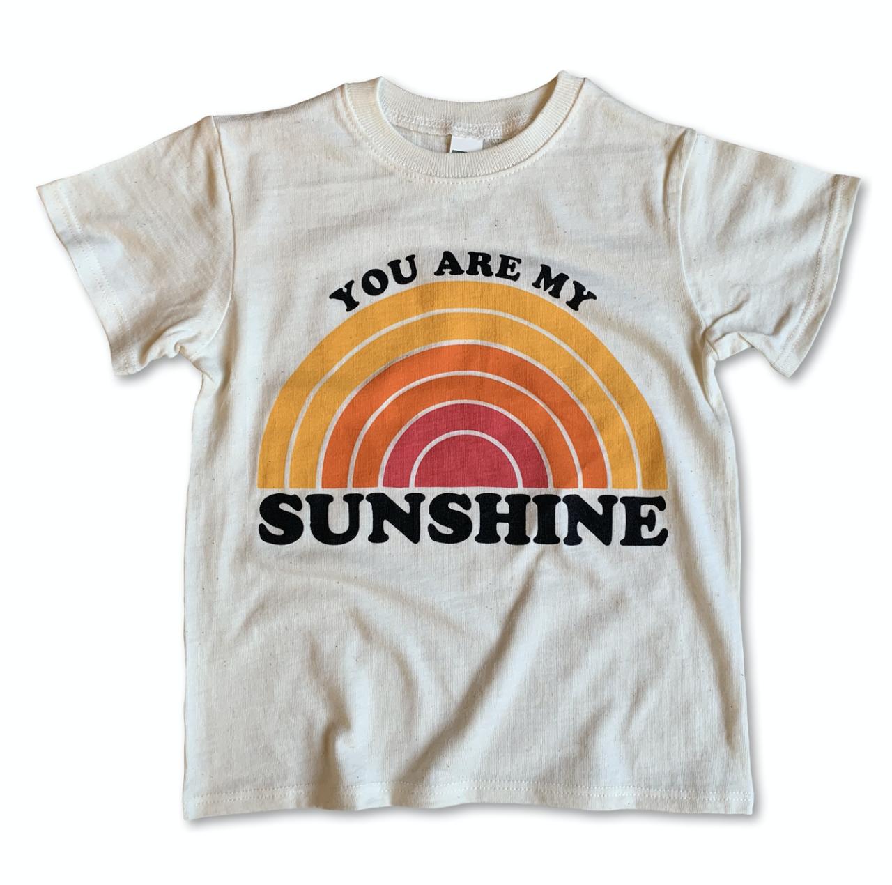 Rivet Apparel You Are My Sunshine Tee