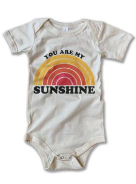 Rivet Apparel You are my Sunshine Onesie