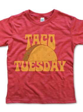 Rivet Apparel Taco Tuesday Tee