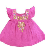 Mimi & Maggie 80479 Urban Garden Dress Fuschia