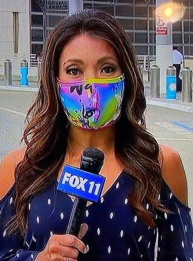 Face Mask CRZ Face Mask Graffiti