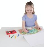 Melissa & Doug Jumbo Coloring Pad - Animal 4200
