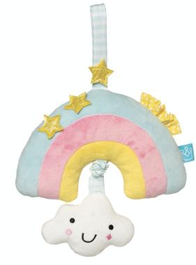 Manhattan Toy 158720 Cherry Blossom Musical Rainbow
