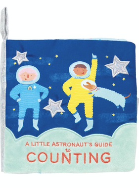 Manhattan Toy 218420 Soft Space Counting Book