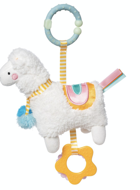 Manhattan Toy 218260 Travel Toy Llama