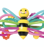 Manhattan Toy 215840 Zoo Winkel Bee