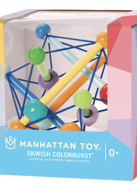 Manhattan Toy 203645 Skwish Color Burst Boxed