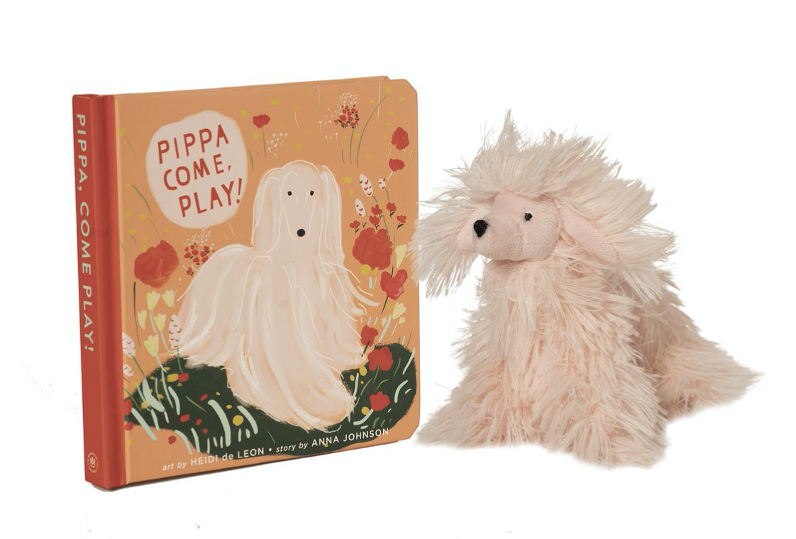Manhattan Toy 159680 Pippa, Come Play! Gift Set