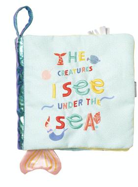 Manhattan Toy 218200 Under The Sea Soft Book