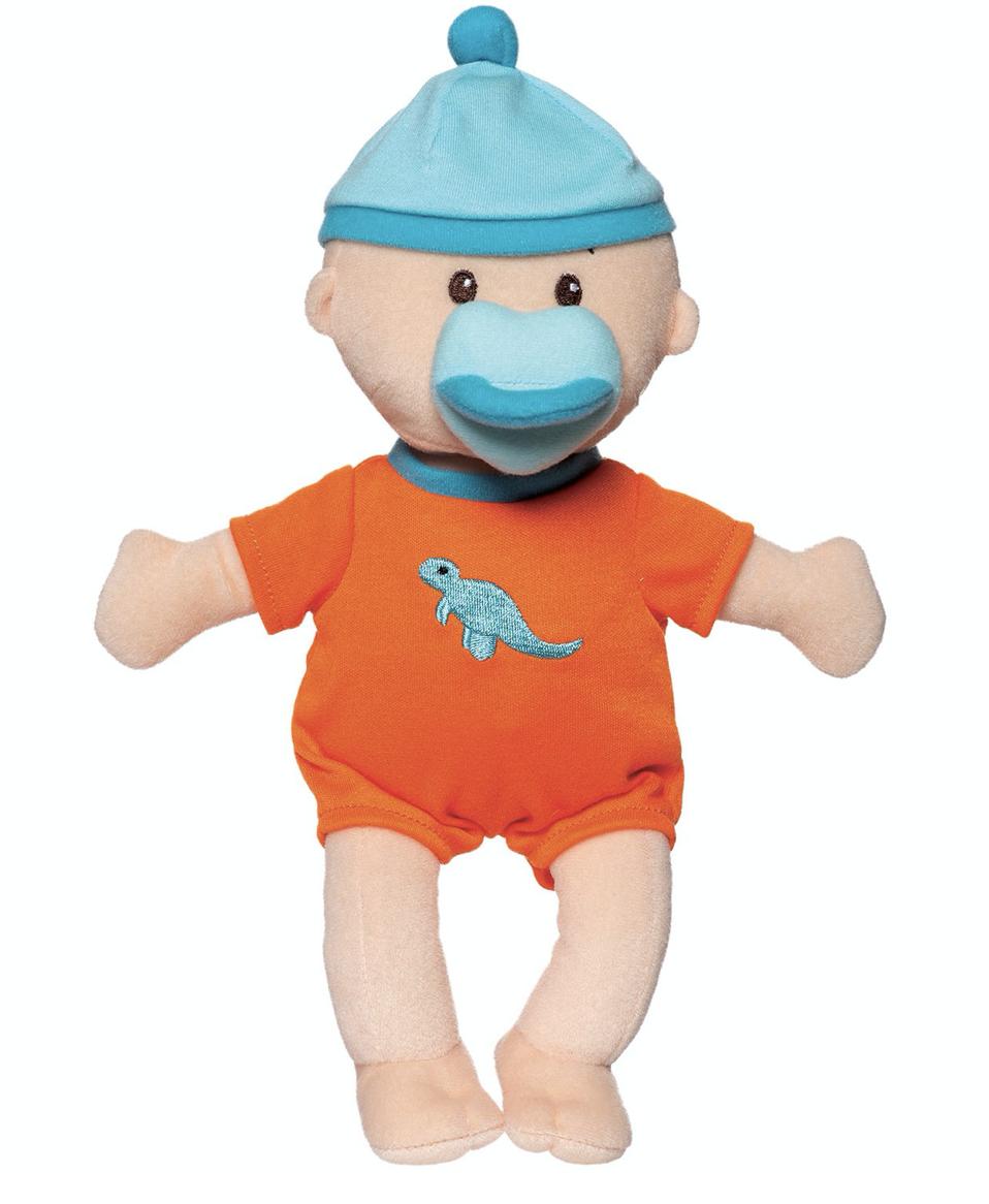 Manhattan Toy 156300 Wee Baby Tiny Dino Set