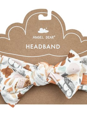 Angel Dear Autumn Owls Headband 124F0OWL